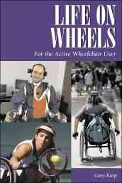 Life on Wheels (my photo is on the cover)