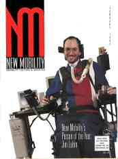 New Mobility Person of the Year Cover